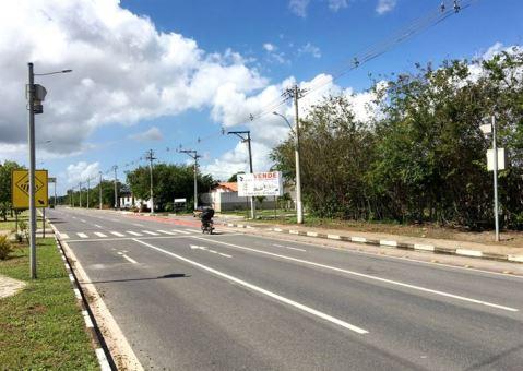Avenida Nóide Cerqueira mais segura: três novos fotossensores em operação