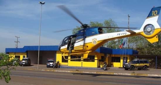 Polícia Rodoviária Federal reduz serviços por falta de recursos