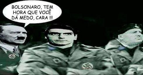 Bolsonaro diz que sua especialidade é matar. É um fascista