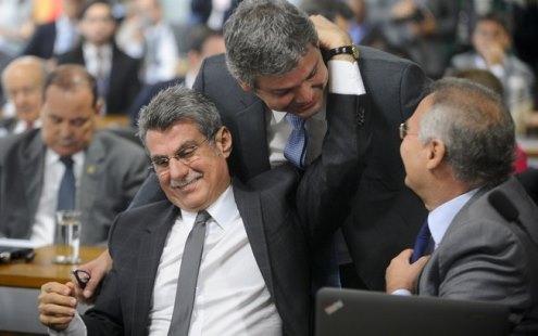 Renan, Jucá e Sarney não barraram investigações da Lava Jato, diz PF