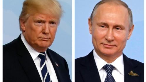 As divergência entre Trump e Putin