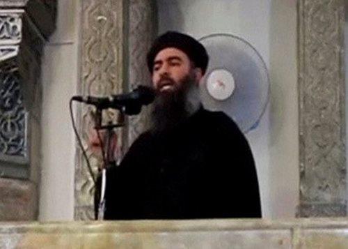 EI CONFIRMA MORTE DE 'CALIFA' AL-BAGHDADI
