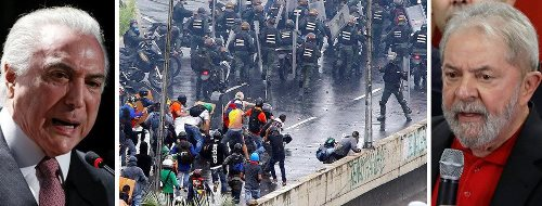 Sob Temer, Brasil renuncia ao papel de líder regional