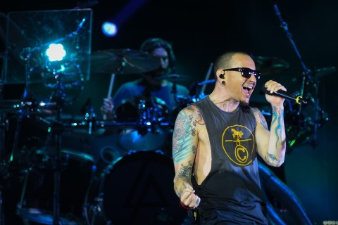 Chester Bennington, vocalista do Linkin Park, morre aos 41 anos
