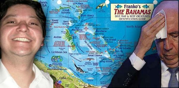 O japonês  Kishiyiama é a ponte de Meirelles nas Bahamas?