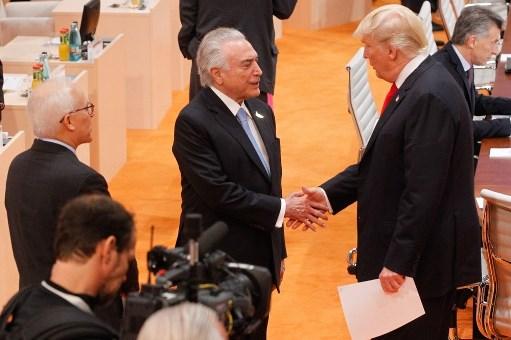 Antes do encerramento do G20, Temer volta ao Brasil e diz estar 'tranquilíssimo'
