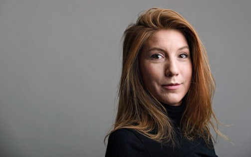 Polícia dinamarquesa confirma que corpo mutilado é de jornalista sueca
