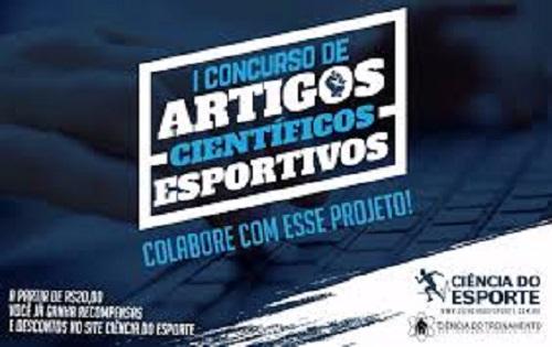 Câmara abre inscrições para I Concurso de Artigos Científicos da Comissão do Esporte