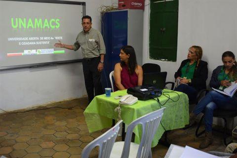 Universidade Aberta do Meio Ambiente inicia atividades em Feira