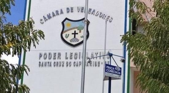 Juiz determina salário de R$ 6 mil para vereadores de Santa Cruz do Capibaribe