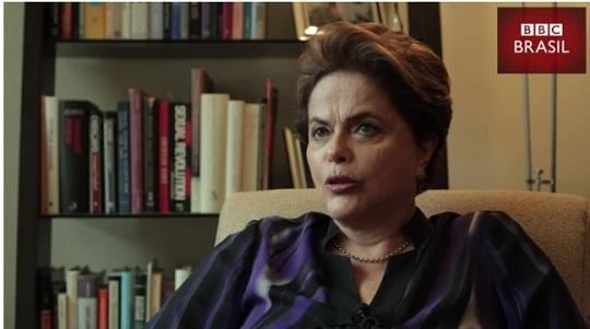"""Dilma: """"O novo pode ser um Hitler"""""""