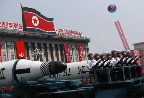Coreia do Norte nunca vai entregar armas nucleares, diz diplomata