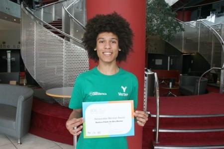 Estudante de Londrina é premiado em Olimpíada Internacional de Linguística