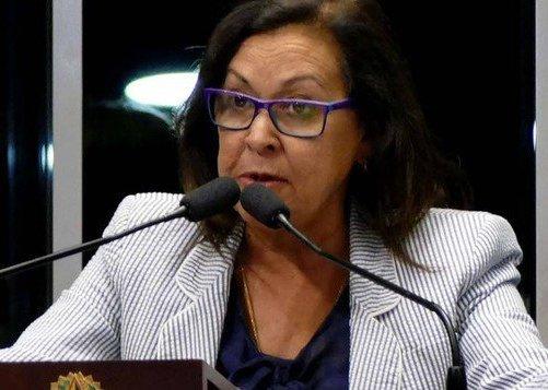 SENADORA LÍDICE VOLTA A CRITICAR RETALIAÇÃO DE TEMER À BAHIA