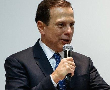 DORIA ABANDONA CIDADE E FAZ CAMPANHA PRESIDENCIAL