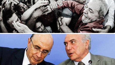 O Brasil entre a ditadura dos bancos e a caravana da esperança
