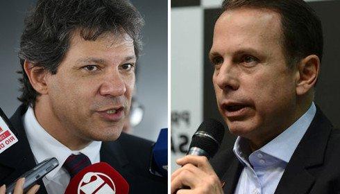 HADDAD COMPRA BRIGA COM DORIA E APONTA DESMONTE DA CONTROLADORIA DE SP