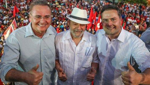 LULA, RENAN E OUTRAS ALIANÇAS NECESSÁRIAS