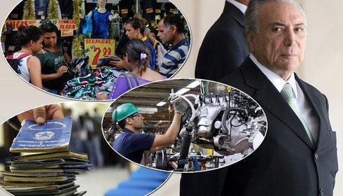 DEPRESSÃO DE TEMER CRIA 'MEDO DO FUTURO' E TRAVA ECONOMIA