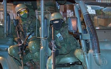 Operação Onerat combate roubo de cargas e tráfico no Rio de Janeiro