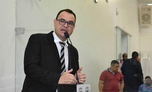 Vereador Ronny Presidente do legislativo feirense morreu na noite desta quinta feira
