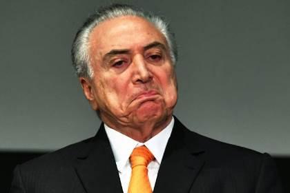 NOVA DENÚNCIA DE JANOT ACUSARÁ TEMER DE SER CHEFE DE ORGANIZAÇÃO CRIMINOSA