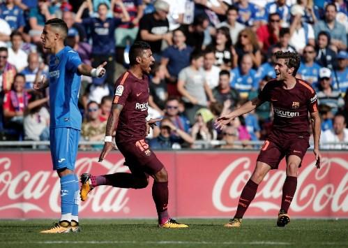 Valverde elogia Paulinho por gol da vitória do Barcelona