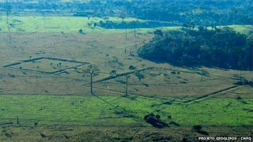 Cientistas dizem ter desvendado segredo dos geoglifos gigantes da Amazônia