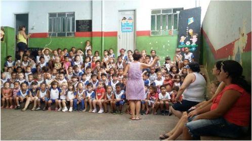 O  Brasil está entre os que menos gastam com ensino primário