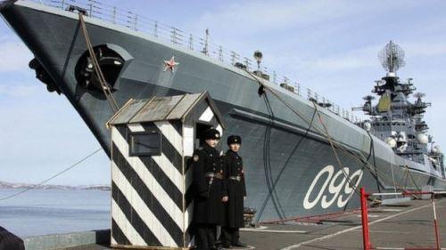 Jogos de guerra russos são vistos como ameaça pelo Ocidente