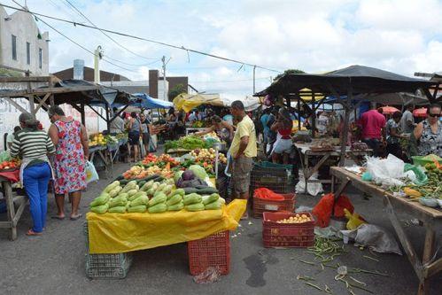 Começa hoje a construção do Galpão de Carnes da feira livre do bairro Sobradinho