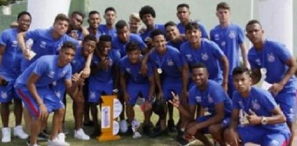 Conquista da Bahia Cup é valorizada pelo técnico do Bahia sub-17