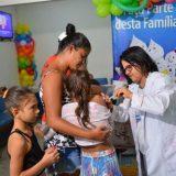 Aberta a Campanha Nacional de Multivacinação em Feira de Santana