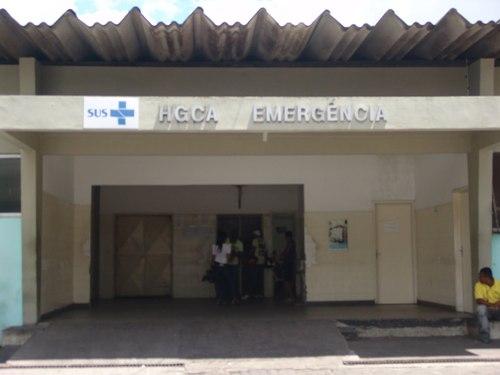 Idosa é atingida por bala perdida no Aviário em Feira de Santana