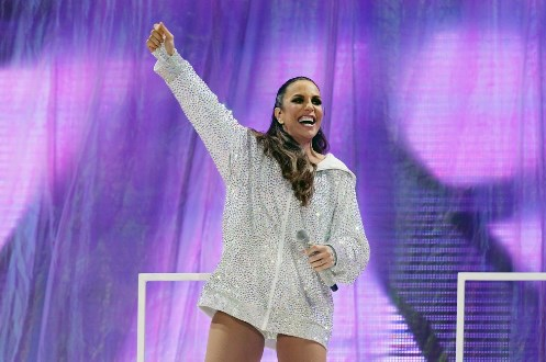 Ivete Sangalo dominou público no Rock in Rio