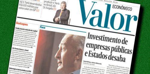 """Brasil """"inventa"""" retomada sem investimento, vulgo """"bolha financeira"""""""