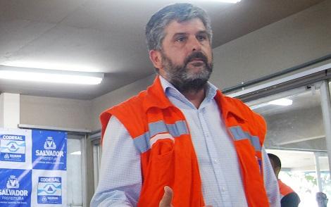 Na operação contra Geddel, diretor-geral da Defesa Civil de Salvador é preso e exonerado