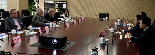 EM PEQUIM, SECRETÁRIOS BAIANOS APRESENTAM PROJETOS AO FUNDO DE DESENVOLVIMENTO CHINÊS