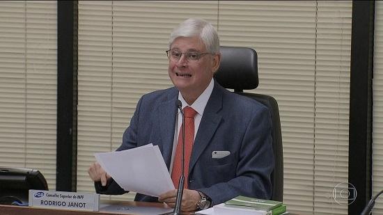 Janot denuncia políticos do PMDB do Senado por organização criminosa