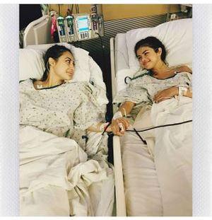Selena Gomez revela que fez transplante de rim