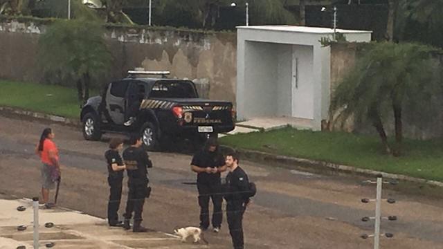 Filhos e enteados deRomero Jucá são alvos de operação da PF
