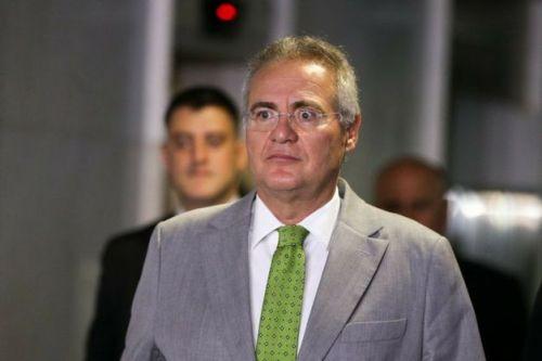 Ministro do STF autoriza novo inquérito sobre Renan Calheiros