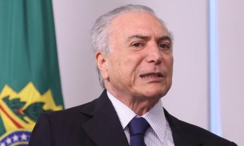 Temer vai a São Paulo para definir estratégias contra segunda denúncia