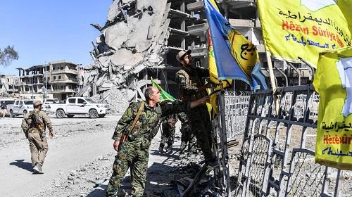 Milícias antijihadistas reconquistam Raqqa, 'capital' do Estado Islâmico na Síria