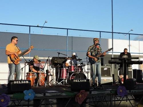CEU do Aviário recebe o reggae da banda Jahway
