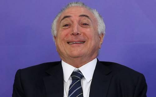 Para PSDB, Temer participou diretamente da escolha de Bonifácio para relator da segunda denuncia