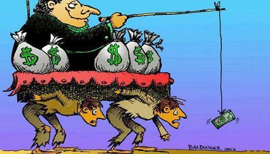 Perversão moral dos ricos e seus colaboradores afeta qualidade de vida no planeta/ Por Sérgio Jones*