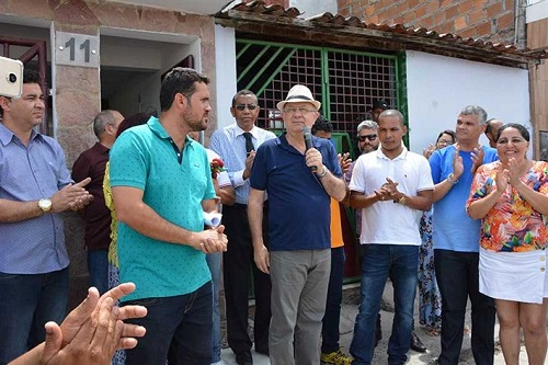 Campo do Feira IX  ganha obra e se transformará em uma praça esportiva