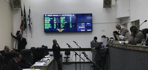 Aprovada PL que firma Convênio de Cooperação entre Município e Embasa