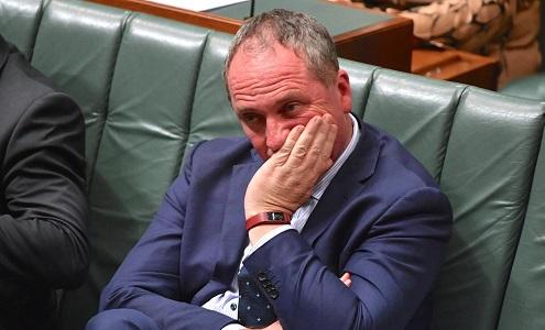 Vice-premiê da Austrália perde o cargo por ter dupla nacionalidade